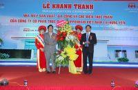 Lễ khánh thành Nhà máy Nipponham Việt Nam tại Hưng Yên