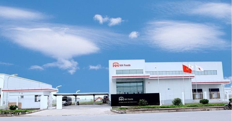 PLANT FOR PRODUCTION, PROCESSING AND FOOD PRODUCTION OF NH FOODS VIETNAM JSC AT HUNG YEN6