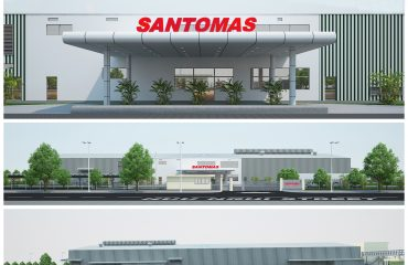SANTOMAS BAC NINH FACTORY PROJECT