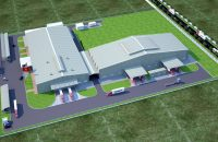 Ground Breaking Ceremony of Santomas Bac Ninh Factory – Phase 2 Project
