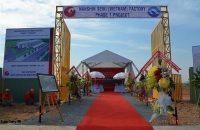 Ground breaking ceremony of Nanshin Seiki (Vietnam) Factory – Phase 1 Project