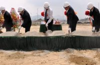 Ground breaking ceremony of Niwa Foundry Vietnam Factory – Phase 1 Project