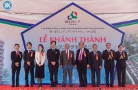 Opening Ceremony of Famille Hanam Apartment of Fuji Engineering Vietnam Co., Ltd