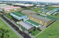 Ground Breaking Ceremony of The Extension of Viethoa Danang Factory Project