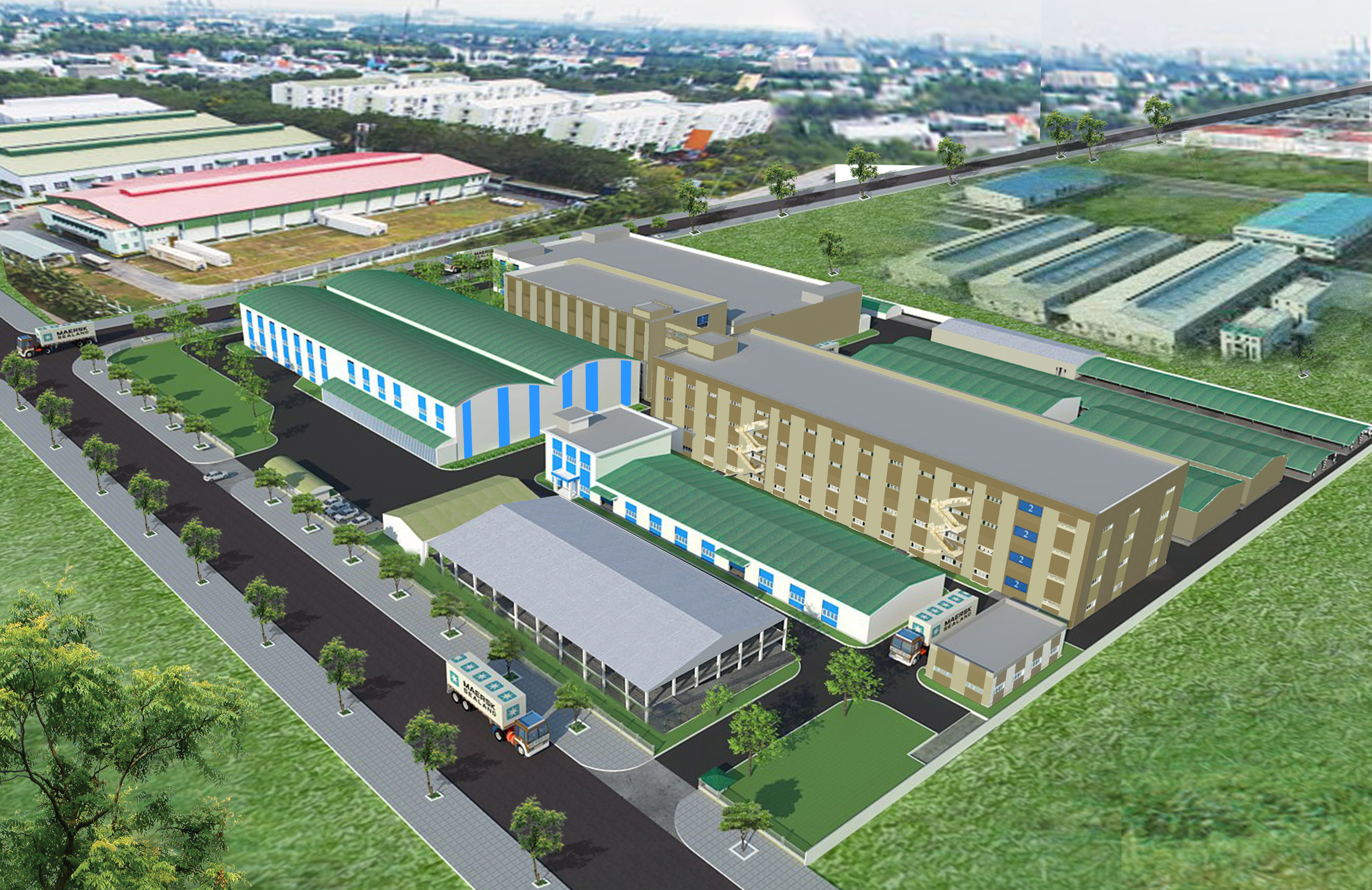 EXTENSION OF VIETHOA FACTORY PROJECT0
